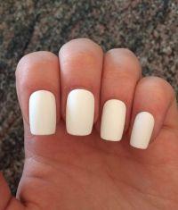Best 25+ White Acrylic Nails ideas on Pinterest | Acrylic ...