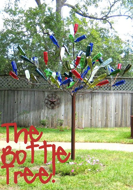 77 Best Images About Bottle Trees On Pinterest Gardens Trees
