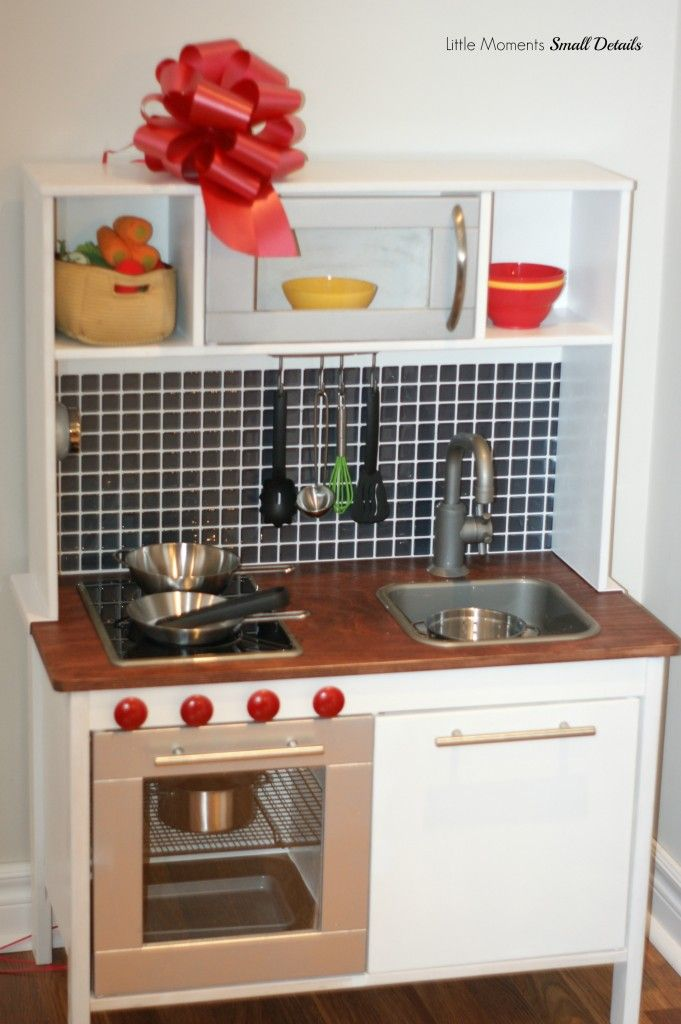 134 best images about IKEA  DUKTIG Play kitchen on Pinterest  Ikea play kitchen Ikea hacks