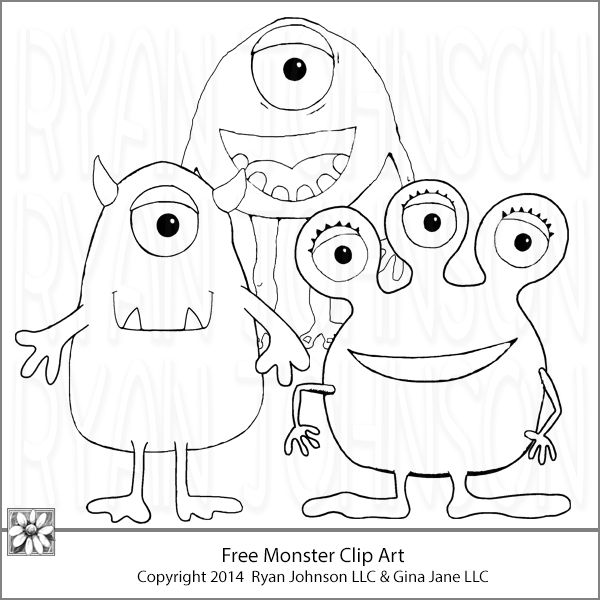 133 best images about Monster Activities on Pinterest