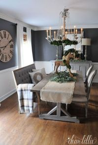 1000+ ideas about Gray Dining Rooms on Pinterest | Dining ...