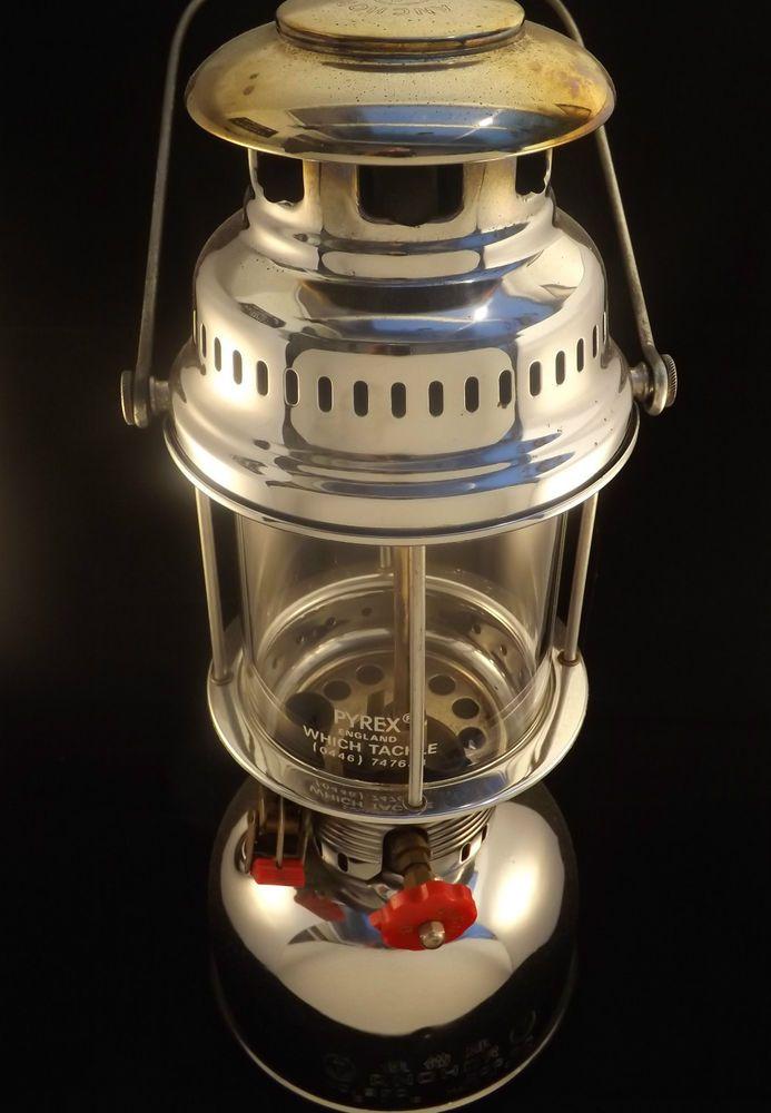 Anchor 950 500 CP Chrome Pressure Lamp  Lantern  Stuff