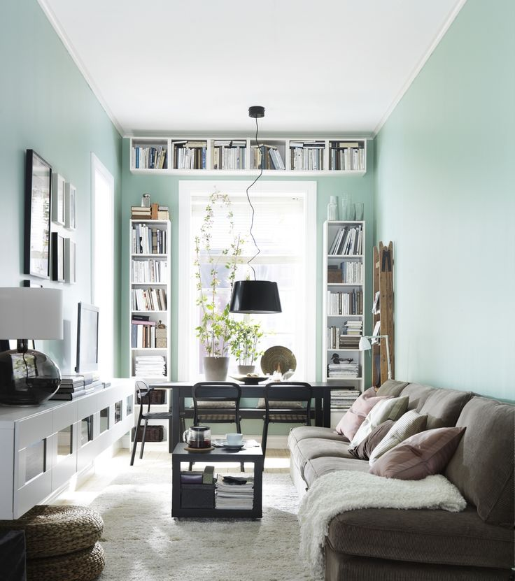 17 best ideas about Narrow Living Room on Pinterest