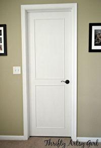 25+ best ideas about White interior doors on Pinterest ...