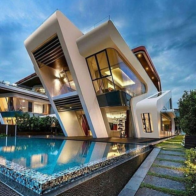 25 best ideas about Cool House Designs on Pinterest