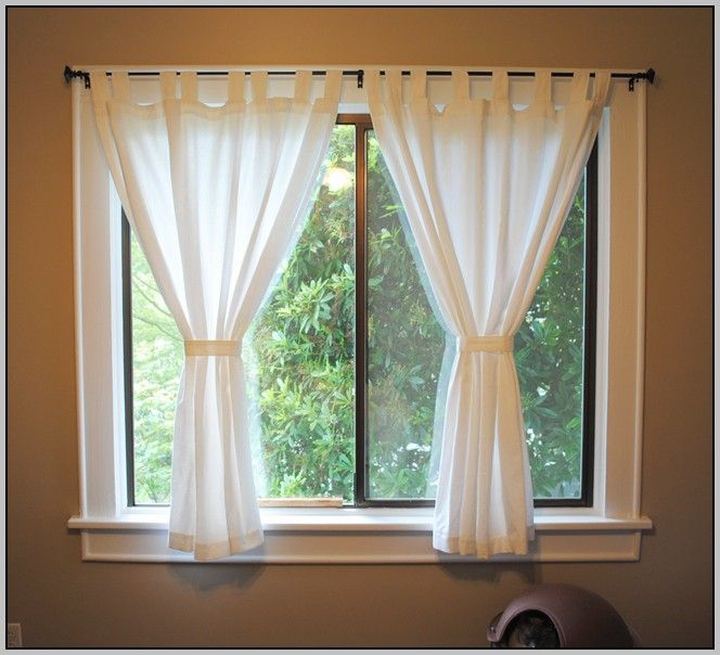 25 Best Ideas About Short Window Curtains On Pinterest Small