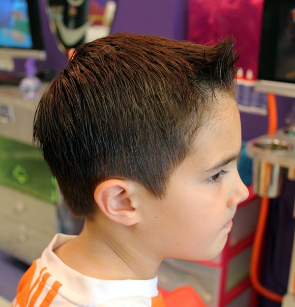 fohawk haircuts  for boys Hairstyles  Trendy Funky