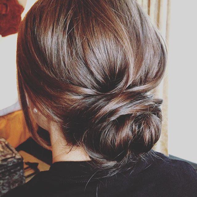 Best 20 Simple  Wedding  Updo  ideas on Pinterest
