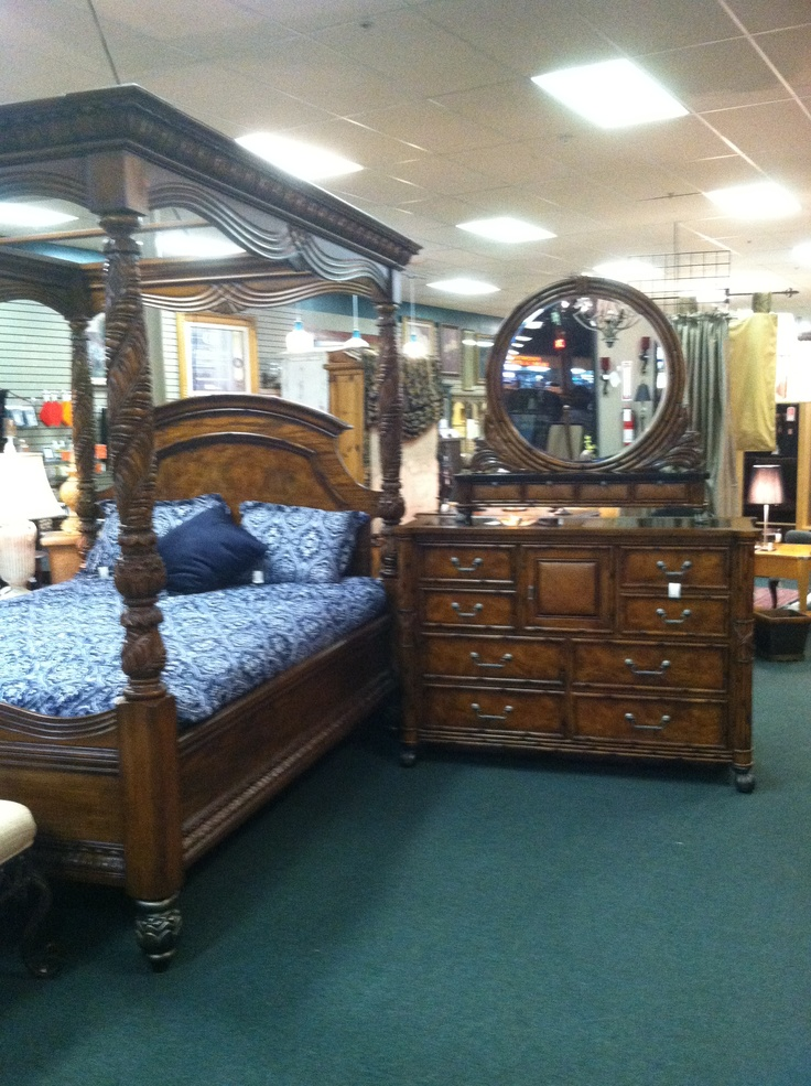 American Signature Bed  Consign To Design  Pinterest  Beds