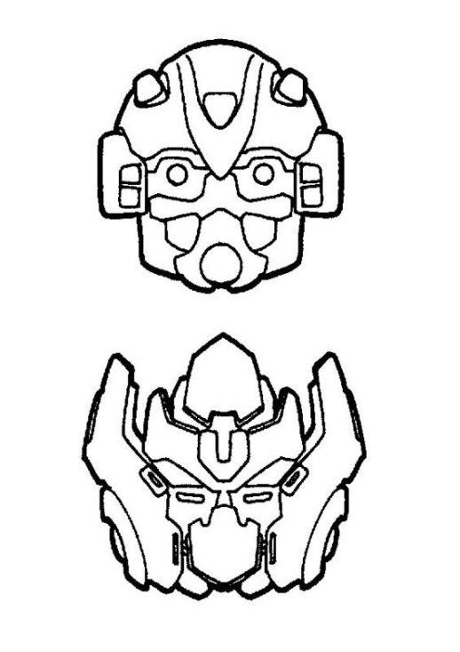 Bumble Bee Face Transformer Template Google Search G
