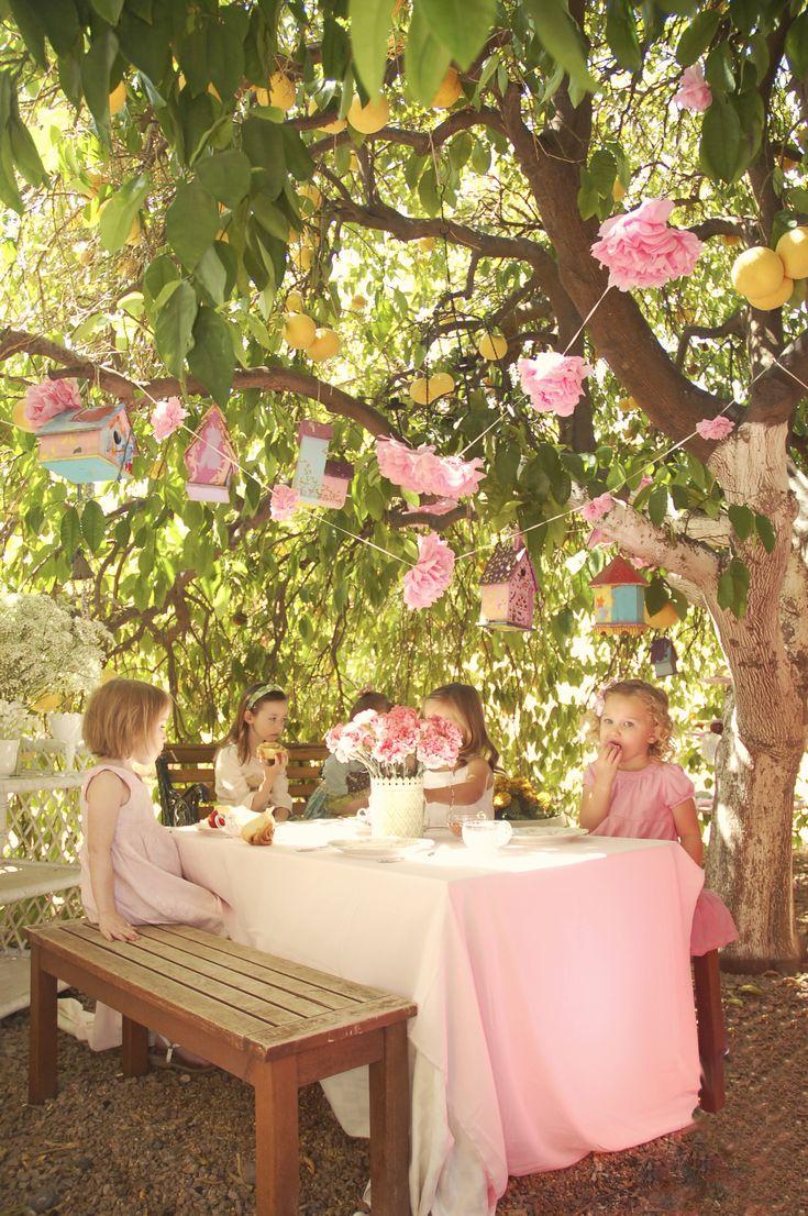 25 Best Ideas About Outdoor Tea Parties On Pinterest High Tea