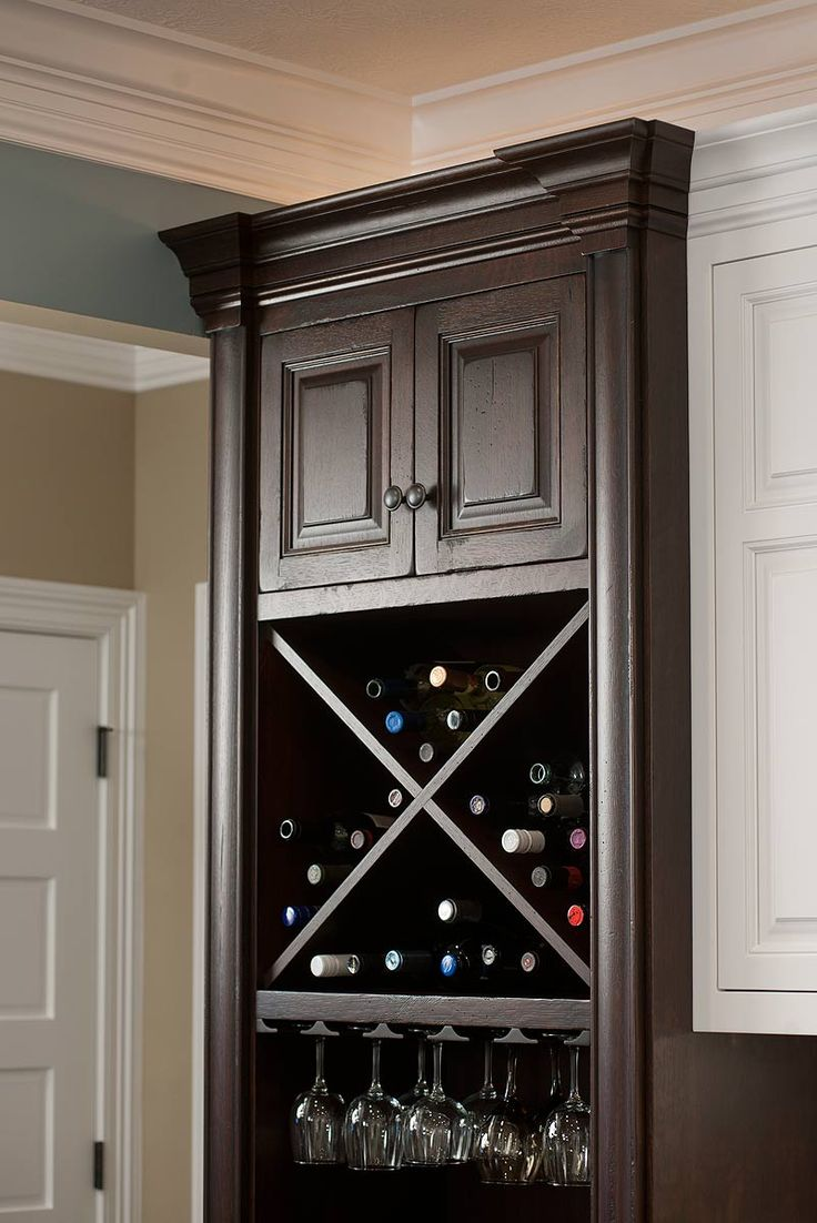 17 Best images about Wine glass cabinet on Pinterest