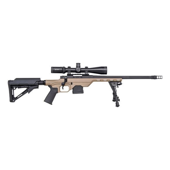 Mossberg® MVP LC Light-Chassis Bolt-Action Rifle w/ Vortex