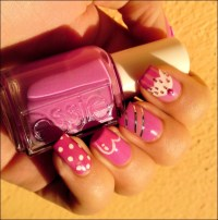 1000+ ideas about Cupcake Nail Art on Pinterest | Xmas ...