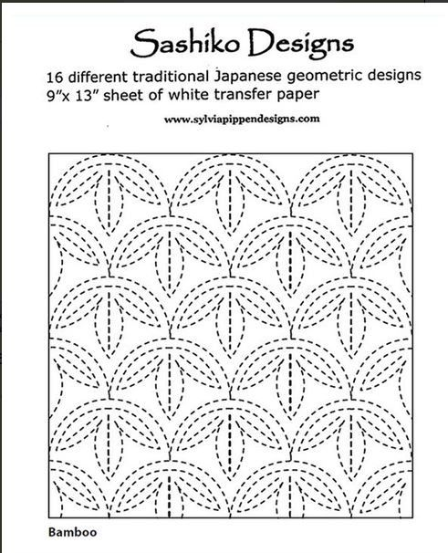 17 Best images about sashiko stitching on Pinterest