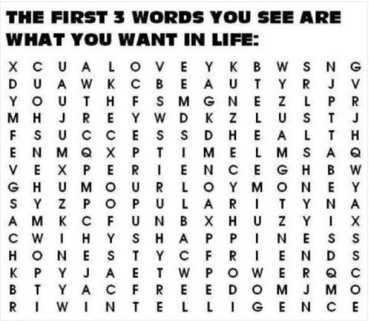 17 best images about First word u see on Pinterest