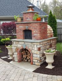 25+ best ideas about Brick Oven Outdoor on Pinterest ...