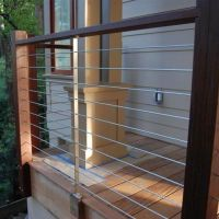 1000+ ideas about Cable Deck Railing on Pinterest