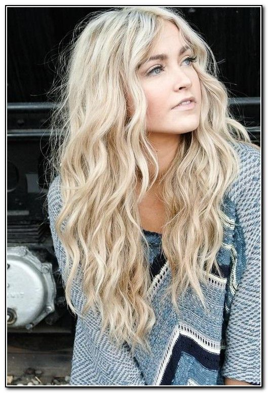 17 Best Images About Wavy Hair Amp Beach Wave On Pinterest