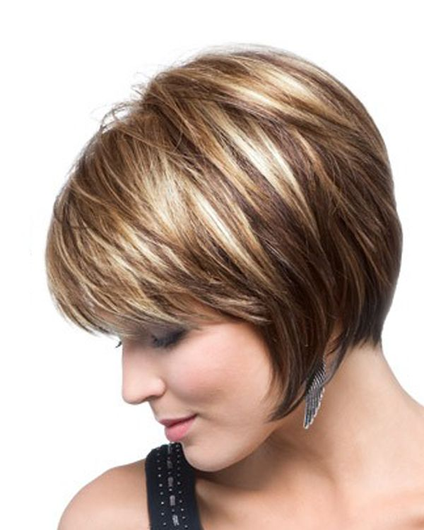 25 Best Ideas About Highlights Short Hair On Pinterest Short