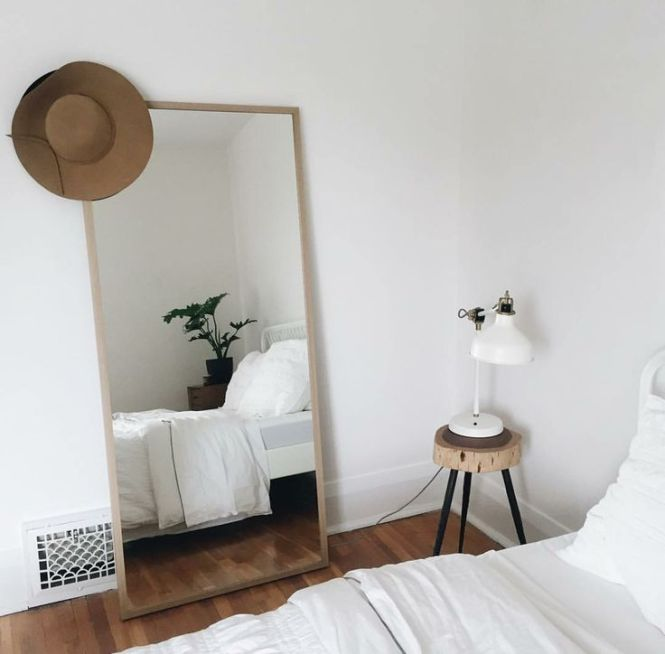 Mive Mirrors Must By Entrance Or On Wall You Face When Walk In White Dreamy Bedroom