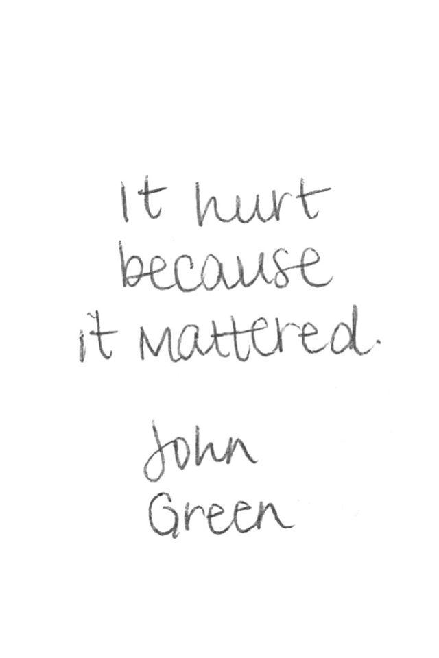 #Quote #john #green #johngreen #black #white #black&white