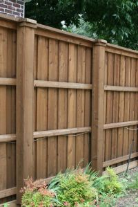 25+ best ideas about Wood Fences on Pinterest | Backyard ...