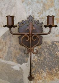 1000+ ideas about Candle Wall Sconces on Pinterest | Wall ...
