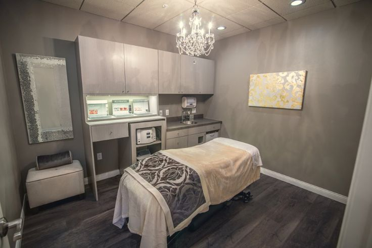 #Rejuv Skin and Laser Clinic treatment room