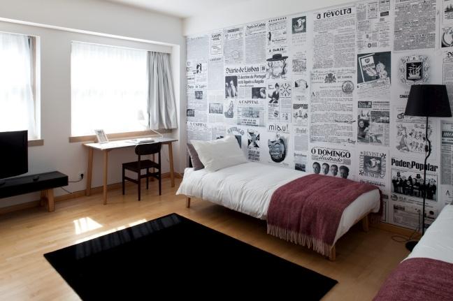 Dekorasi Ruangan dengan Rangkaian Huruf dan Angka  Rooangcom