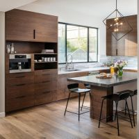 Best 25+ Walnut kitchen cabinets ideas on Pinterest ...