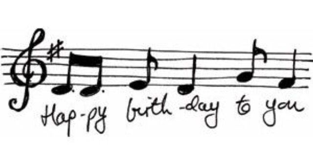 17 Best images about Birthday-music on Pinterest