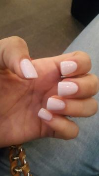 Best 20+ Neutral nails ideas on Pinterest   Nude nails ...