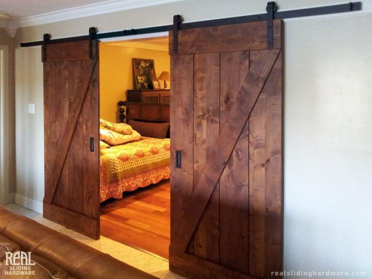 1000+ Ideas About Interior Barn Doors On Pinterest