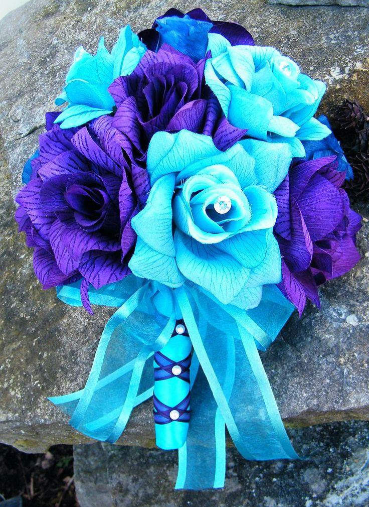 Best 25 Purple turquoise weddings ideas on Pinterest