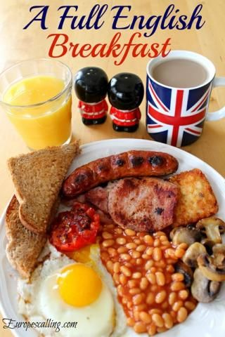 Irish Breakfast Beans Recipe