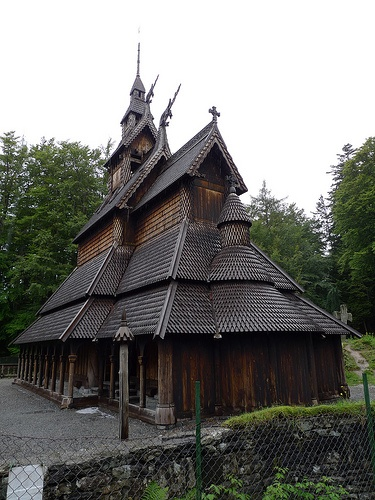 49 best images about wooden churches  stave on Pinterest