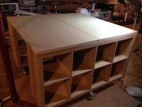 17 Best ideas about Craft Table Ikea on Pinterest | Ikea ...
