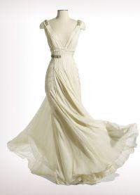 Ethereal wedding dress   Natural Wedding Dresses ...
