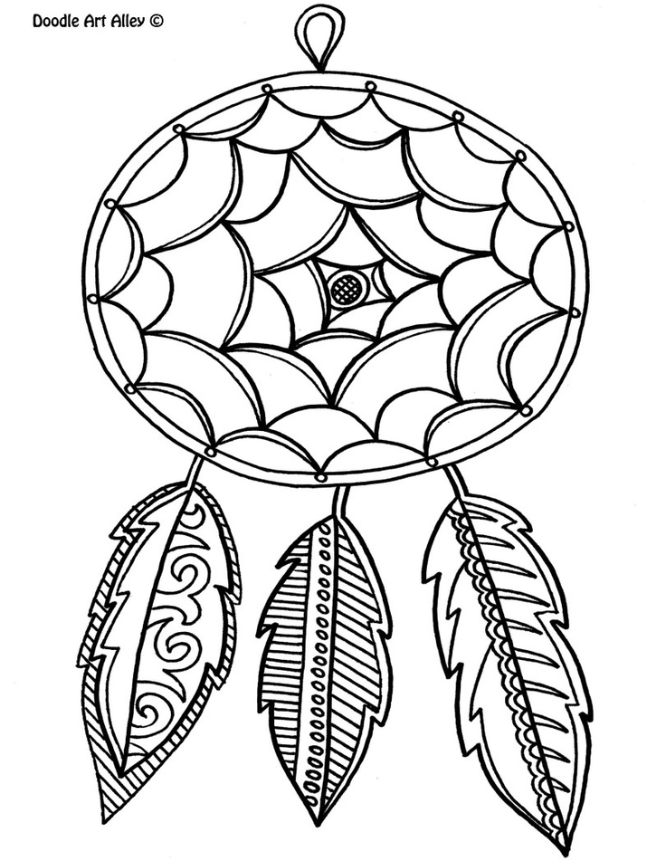 326 best images about Dream Catcher Drawings on Pinterest