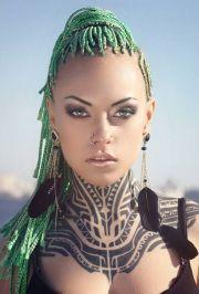 ideas aztec tattoo