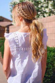 ideas summer hairstyles