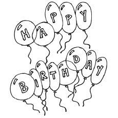 17 Best ideas about Happy Birthday Balloons on Pinterest