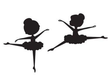 Ballerina, Clip art and Silhouette on Pinterest