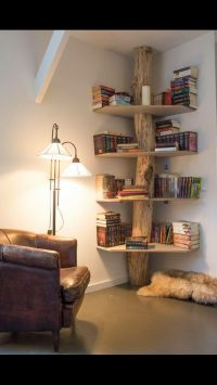 25+ best Floor Lamp With Shelves ideas on Pinterest