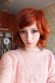 fuckyeah-hair cute short red hairstyle