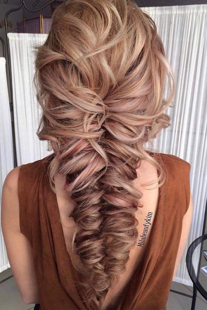 Best 25 Long prom hair ideas on Pinterest