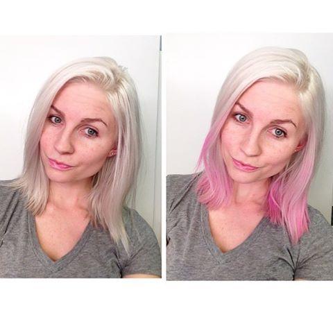 25 best ideas about chalk hair colors on pinterest chalking hair hair chalk and homemade hair
