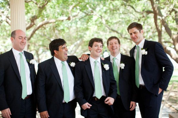 30 Best Images About Groomsmen And Ringboys On Pinterest Herringbone Mint Green And Blue Dresses