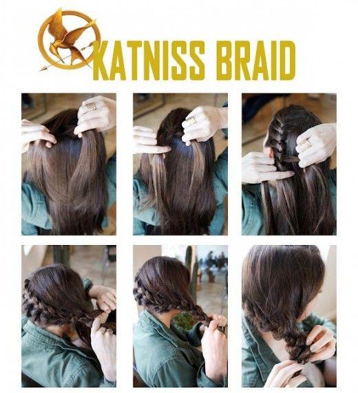 25 Best Ideas About Katniss Everdeen Hair On Pinterest Katniss